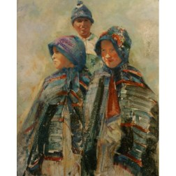 Children of Atlas, 100x81x2cm,Oil on Canvas,Unframed,$5600-600x600