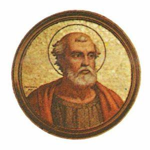 Gélase Ier l'un des trois papes libyens de l'église catholique