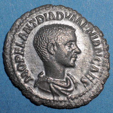 monnaies-empire-romain-diadumenien-cesar-sous-macrin-217-218-denier-rome-217-218-r-diadumenien_83790A