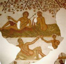 Noces de Dionysos et d'Ariane, fin du iiie siècle