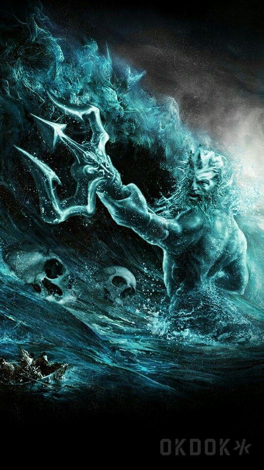 Mythologie égyptienne: Le tribut du dieu de la mer partie 1