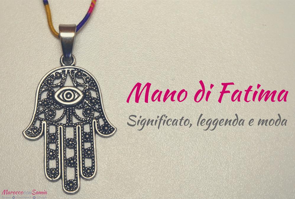 Mano di Fatima: Moda e leggenda