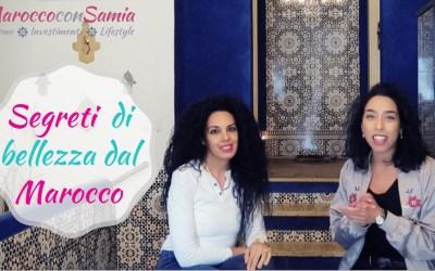 Segreti di bellezza dal Marocco – Guarda il video!