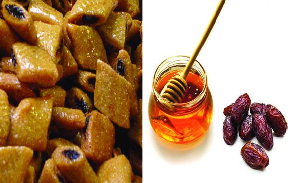 Délicieux Makrout aux dattes et amandes à seulement 79dhs!