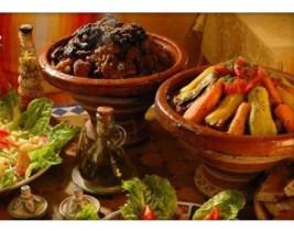 Tajines ou Fritures de Poissons: Un Régal pour vos papilles à partir d'aussi peu que 28dhs au Café Restaurant Ba Benacher!