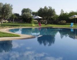 Journée piscine et cadre enchanteur dans un Palais Luxueux à seulement 250dhs au lieu de 500 au Palais Rtaj Marrakech!