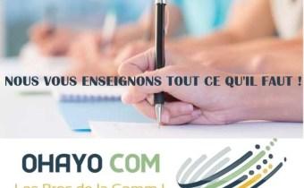 Apprenez les bases du français grâce à cette formation de 40H !