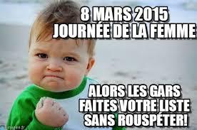 LA JOURNEE MONDIALE DE LA FEMME 2015