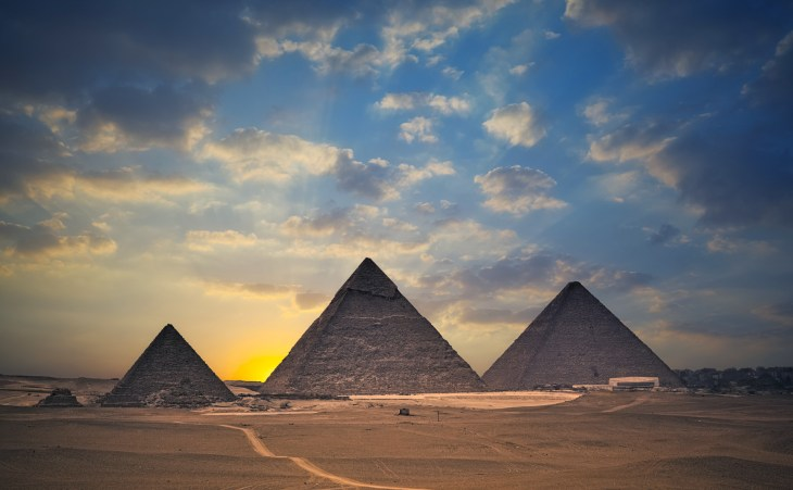egypt produit de luxe
