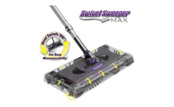 SWIVEL SWEEPER MAX – BALAI ELECTRIQUE 360°