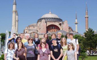 Istanbul la Capital du Monde