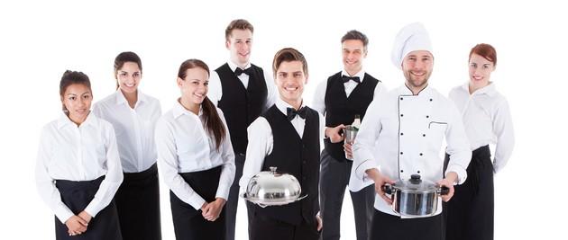 Serveur / BARMAN / Hôtel compétences / Mise a jour du personnel