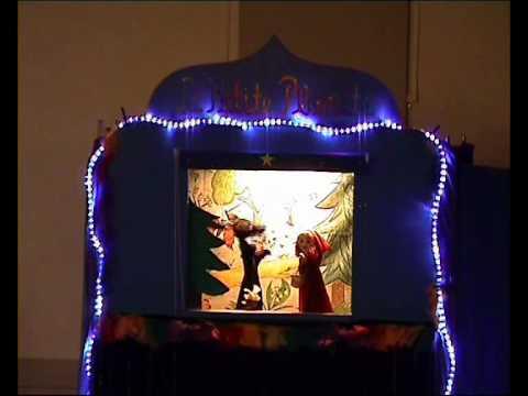 Spectacle des marionnettes pour enfants chez Bella Event