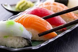 Assortiment Sushi 44 pièces à 159dh  – 74 pièces à 249dh
