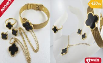 Ensemble Bijoux complet tendance 2016 – Livraison gratuite
