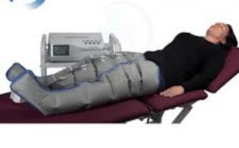 drainges lymphatique pour les jambes lourdes