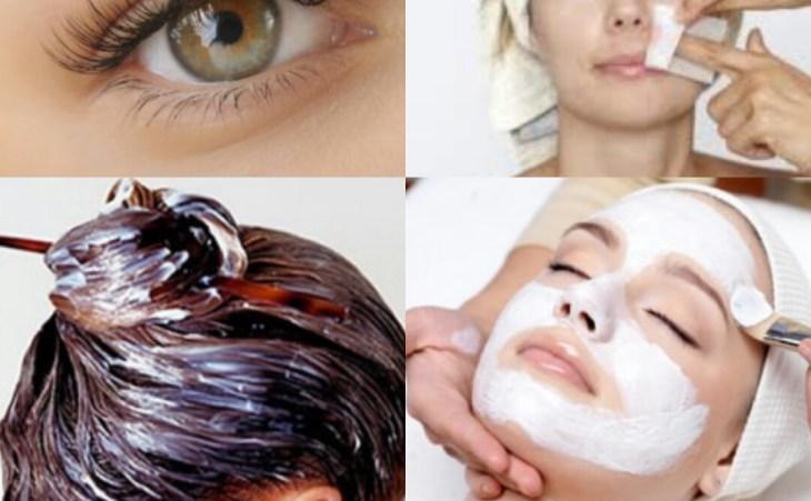Soin de cheveux bio + Brushing + Duvet + Sourcils  A» 50 DH