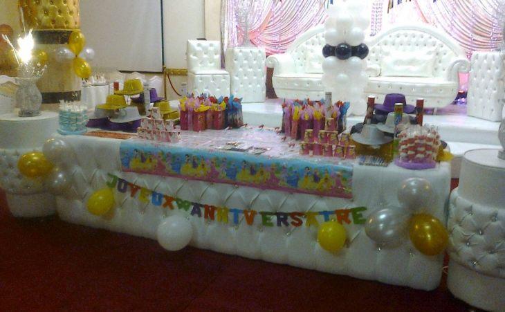 organisation d\'anniversaire