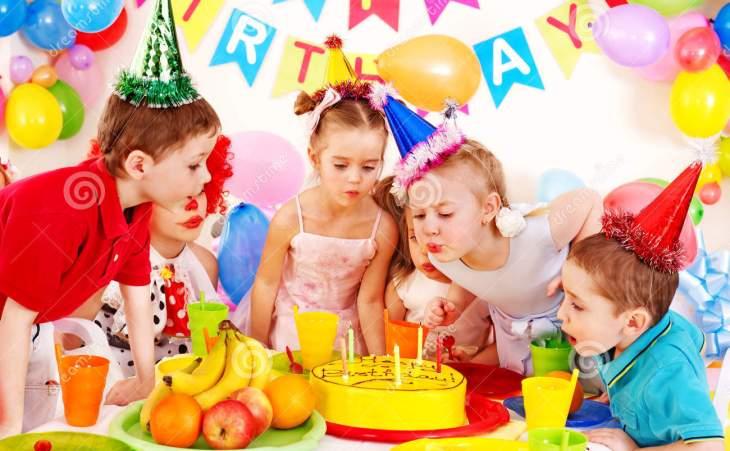 L'anniversaire de votre enfant à petit prix