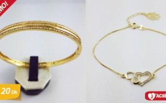 Bracelets de luxe offre en solde