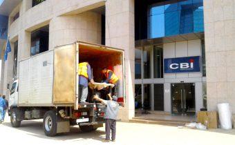 Déménager à Rabat en toute sécurité.