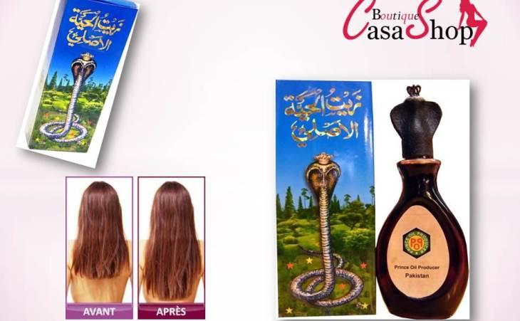 Huile de cobra du Pakistan (huile de serpent) 200ml