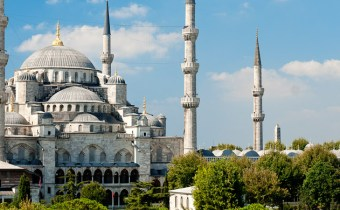 PAPILLON VOYAGES : ISTANBUL à partir de 7900DHS