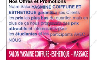 Soins du visage avec un produit de luxe+ Manucure + Pédicure150 dh