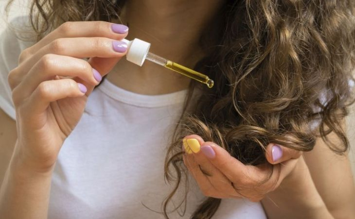 Soin de cheveux avec la gamme bio Modifier