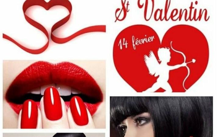 Mise en beauté spéciale St-Valentin!. À 59