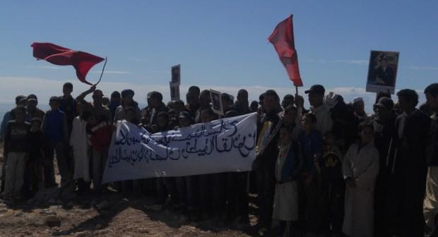 ساكنة دواوير بالصويرة تنتفض   ضد مافيا العقار وتطالب بالإنصاف وتطبيق القانون