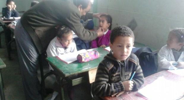 حملة طبية مجانية لفائدة تلاميذ مدرسة ابن باجة بايت ملول