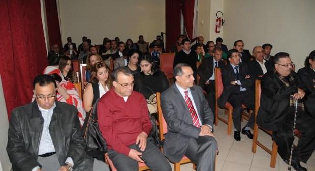 إفتتاح الملتقى الدولي للإعلام بأكادير