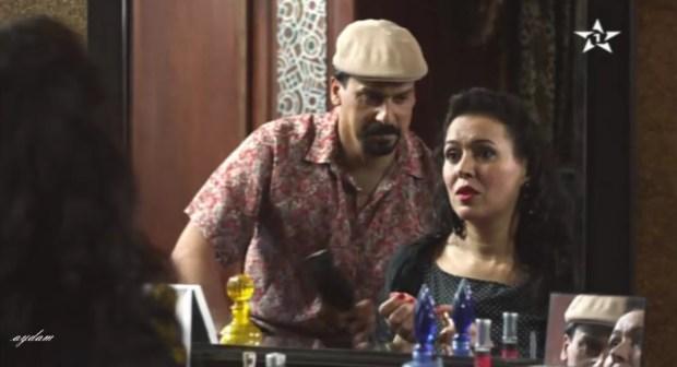 حلقات المسلسل المغربي وعدي من 01 الى 10