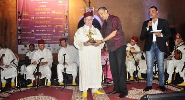 Prix « Al Farabi » Haj Pirou Légende vivante du Gharnati