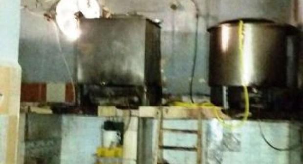 اغلاق وحدة سرية تنتج العسل وجافيل وماء القاطع وزيت المحركات… بأيت ملول