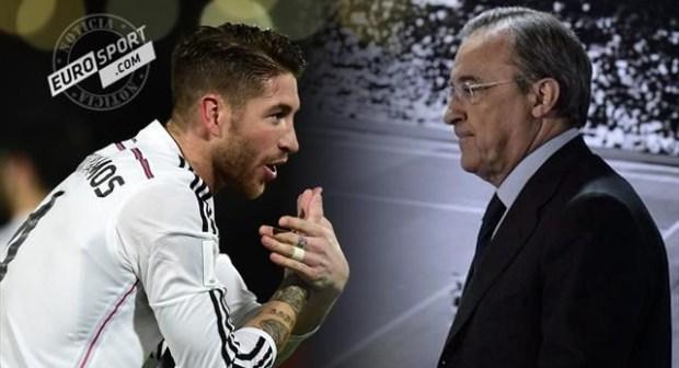 راموس يرفض عقد ريال مدريد ويطلب زيادة الراتب .. ومانشستر يترقب