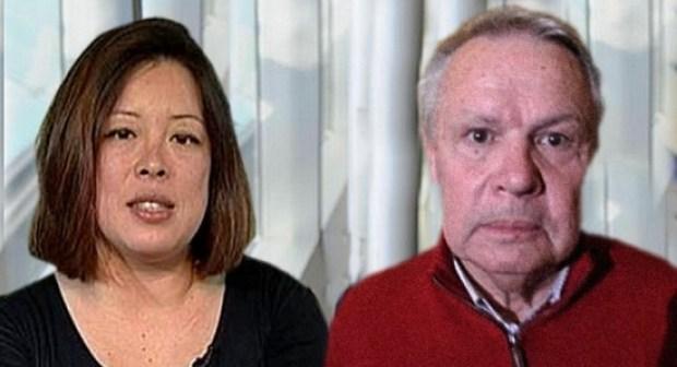 الصحفيان الفرنسيان إريك لوران وكاترين كراسيي أمام قاضي التحقيق