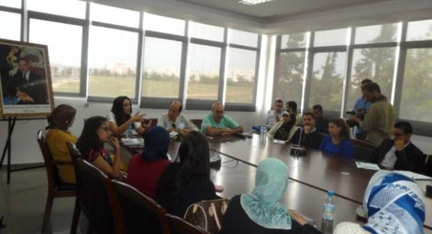 حسن حسني في ضيافة المهرجان الدولي للسينما و الهجرة باكادير