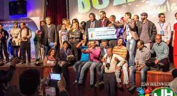 اختتام فعاليات الدورة التاسعة من المهرجان الدولي للفيلم الأمازيغي إسني ورغ بأكادير