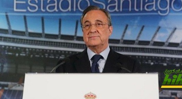 المؤتمر الصحفي لرئيس ريال مدريد فلونتينو بيريز…اشارات مباشرة وانتقام من كذب الصحافة