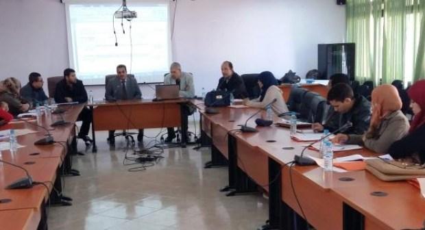 """لقاء لمصاحبة الجمعيات في  بلورة  مشاريع  تحسين جودة  التربية غير النظامية  بالمديرية الإقليمية بانزكان أيت ملول  برعاية منظمة  """"اليونيسيف"""""""