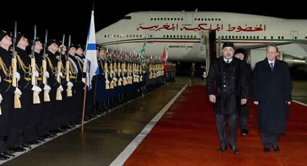 La visite de SM le Roi Mohammed VI en Russie revêt « une extrême importance » politique et économique