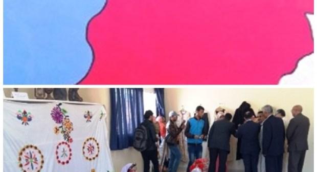 رسم أكبر خريطة جدارية للمغرب وأنشطة مكثفة احتفالا بربيع ثانوية الإمام مالك