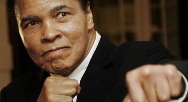 رحيل أسطورة الملاكمة الأمريكي محمد علي