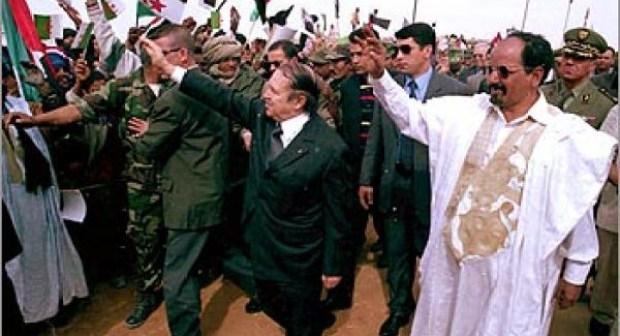 """الجزائر تدفع بقوة بمرشحها لقيادة جبهة """"البوليساريو"""""""
