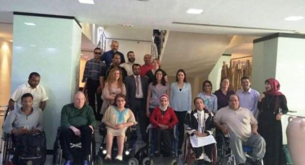 المنتدى العربي لحقوق الاشخاص ذوي الاعاقة يطلق الخطة الاستراتيجية 2016 – 2020