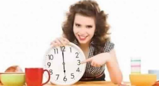 دراسة : العشاء المتأخر يسبب الأزمة القلبية