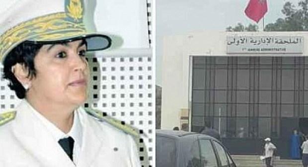 قائد الملحقة الإدارية الأولى بأكادير … مسؤولة فوق القانون