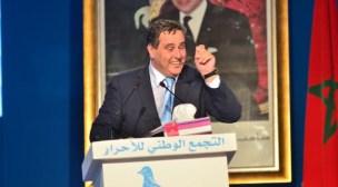 أخنوش يكشف بأكادير خطة البناء التنظيمي الجديد لحزب الحمامة